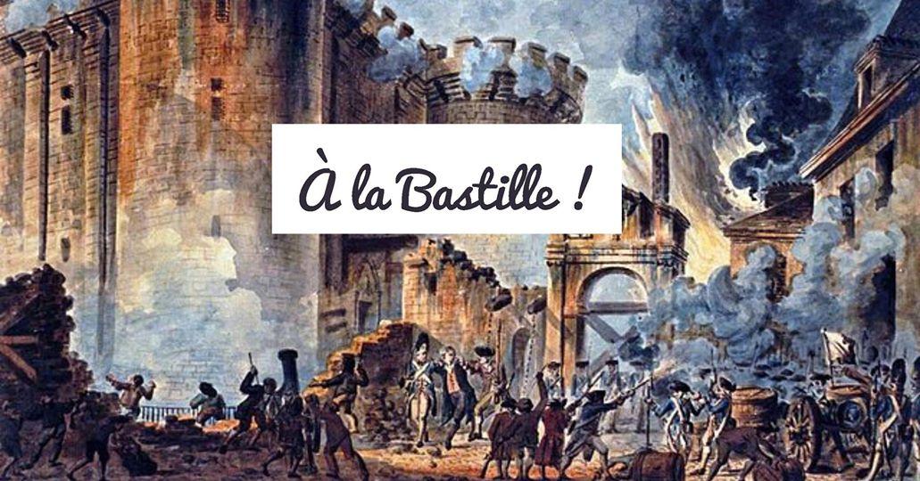 Mélodies Sur L'eau: à la Bastille!