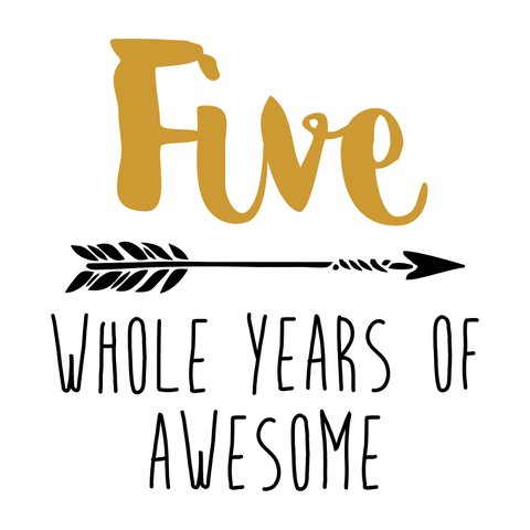 My Small Business is turning FIVE!