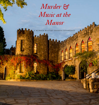 Murder & Music at the Manor