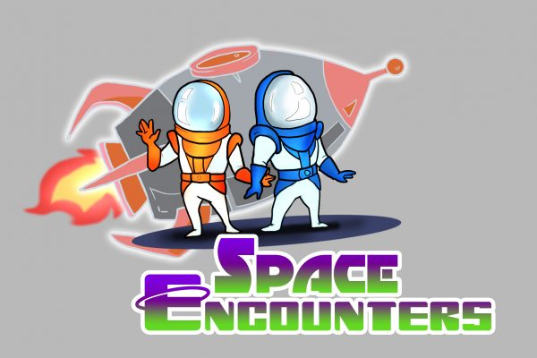 Space Encounters Logo