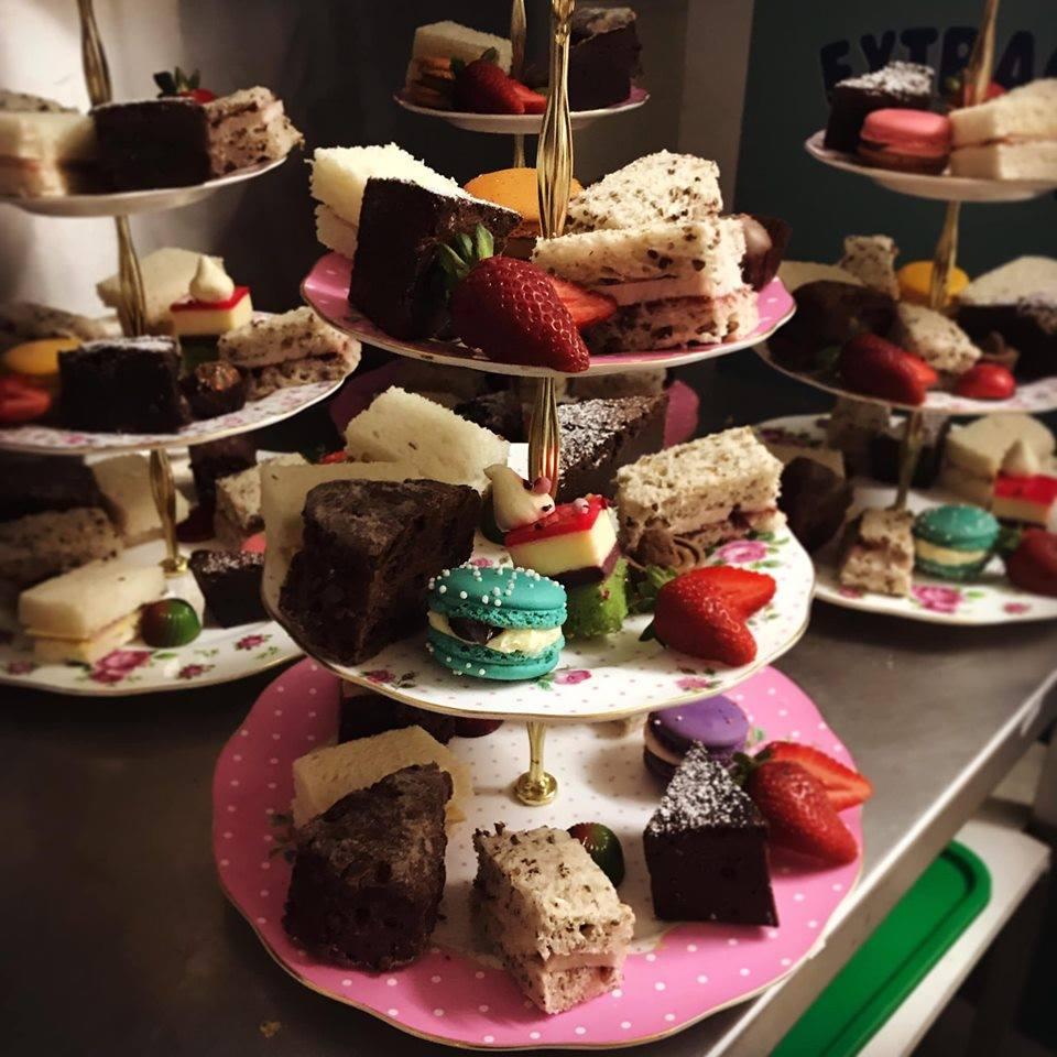 High Tea Cakes