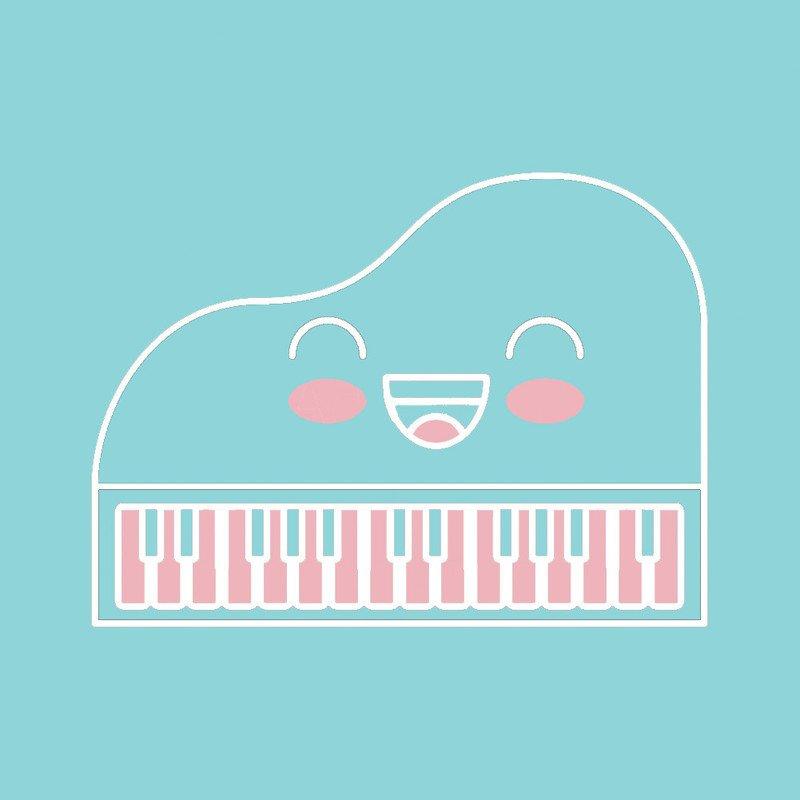 Nerd Piano